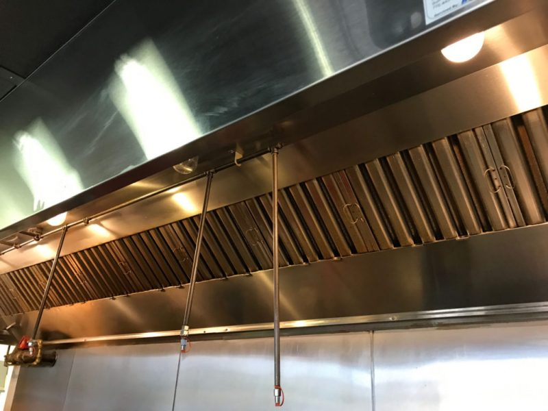 Restaurant Kitchen Hood Cleaning Massachusetts